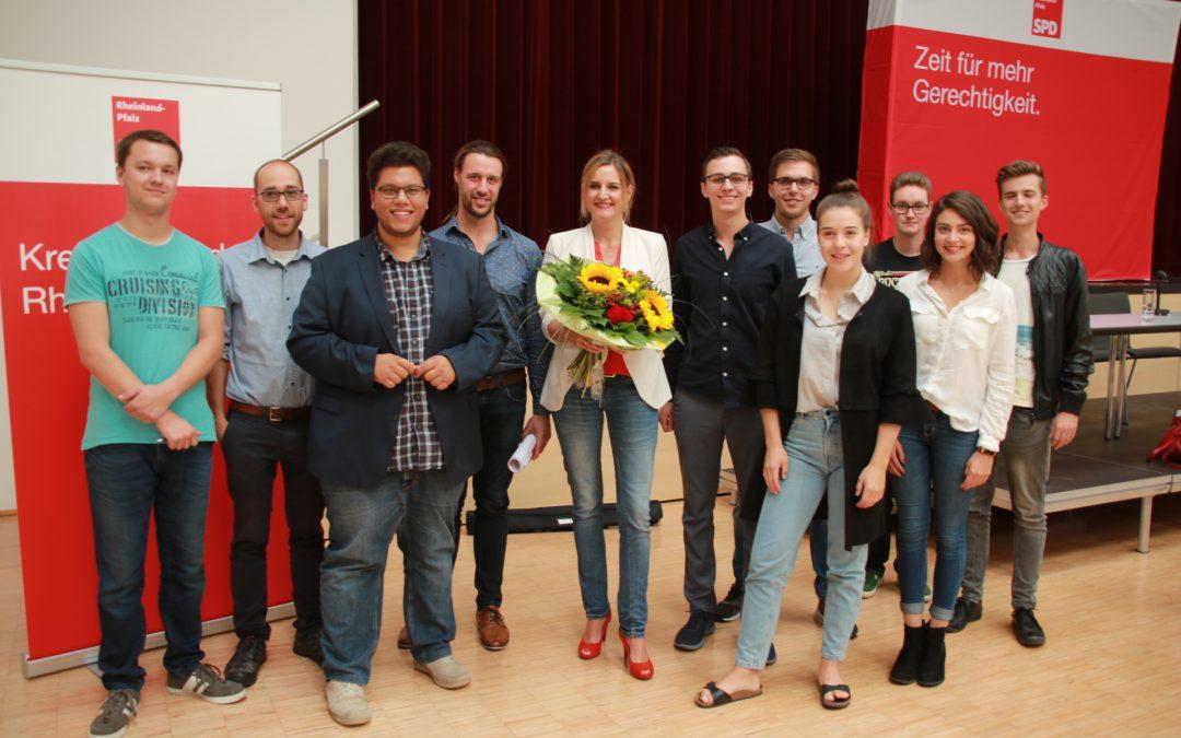 Jusos mischen Mutterpartei auf – erfolgreicher Kreisparteitag für SPD-Jugend