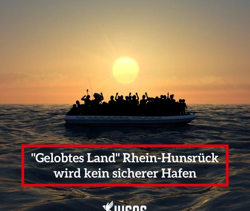 """""""Gelobtes Land"""" Rhein-Hunsrück wird kein sicherer Hafen"""
